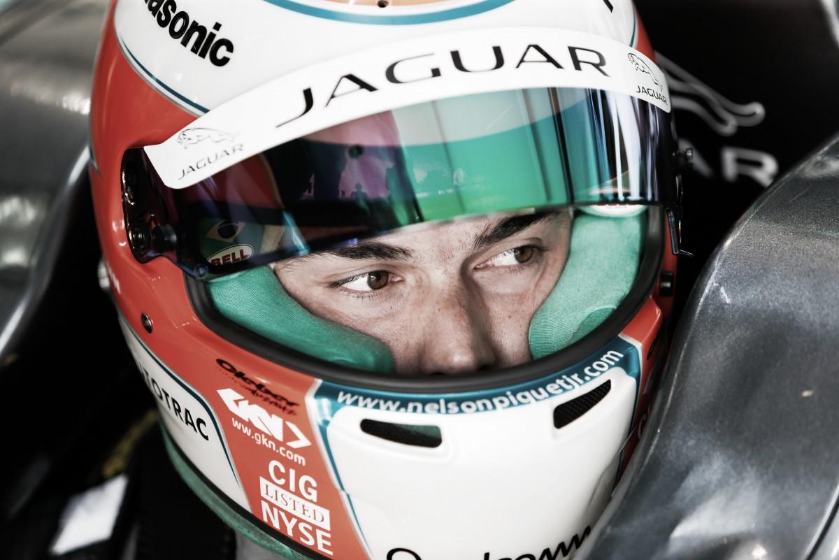 Nelsinho Piquet busca em Paris primeiro pódio do ano pela Fórmula E