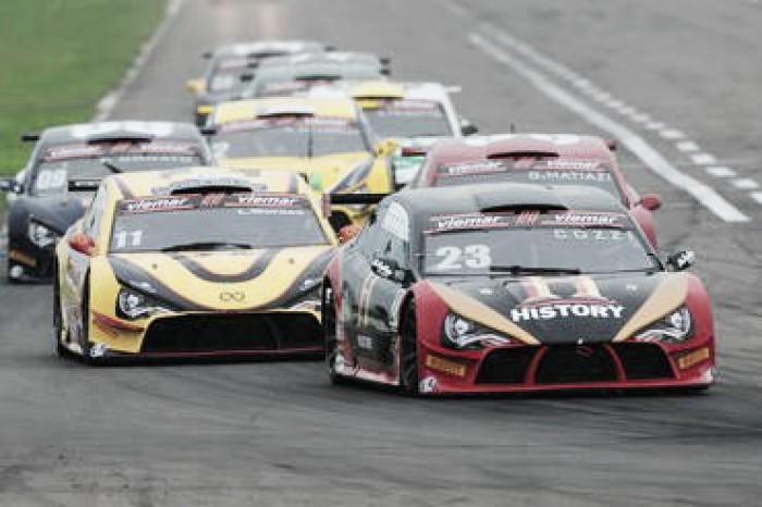 Brasileiro de Turismo tem quatro pilotos separados por dois pontos para etapa de Goiânia