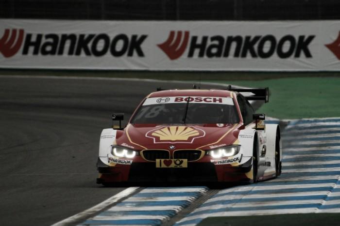 Augusto Fafus chega em 11º em Hockenheim pela DTM