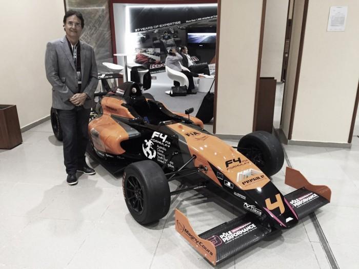 Giovanni Guerra participa de Conferência Mundial da FIA sobre esportes a motor na Itália