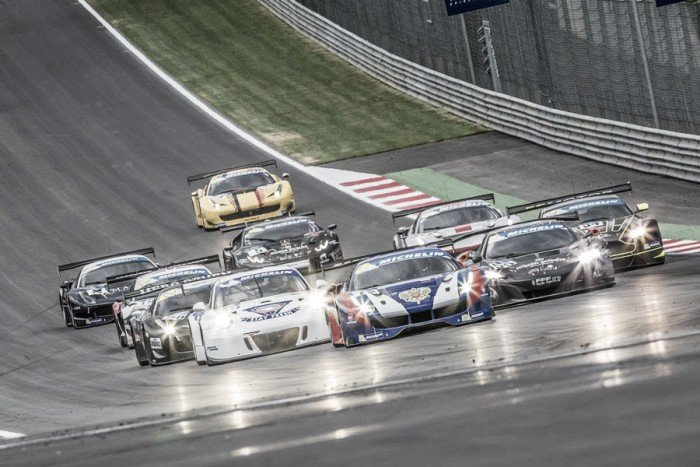13 inscritos pela Michelin GT3 Le Mans Cup para Paul Ricard