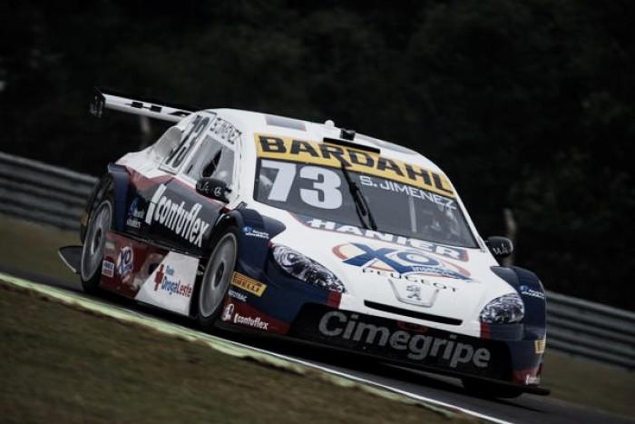 Sérgio Jimenez e Popó Bueno buscam recuperação em Cascavel após treino da Stock Car