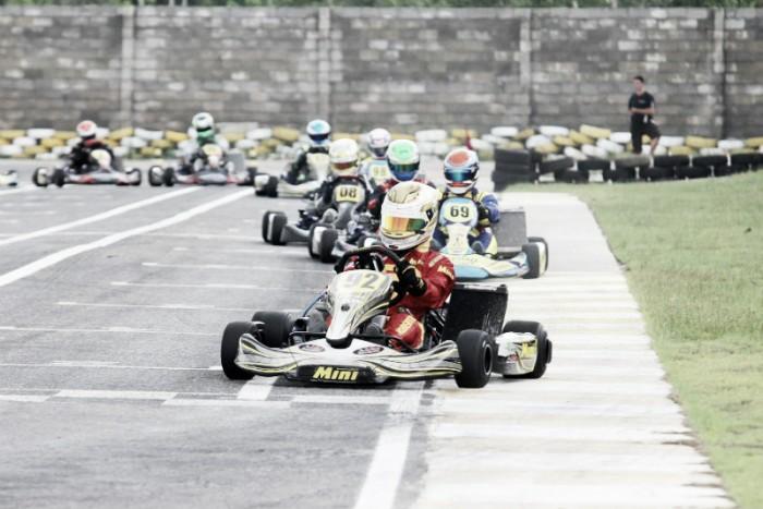 Pilotos de dez estados disputam Norte Brasileiro de Kart no Pará