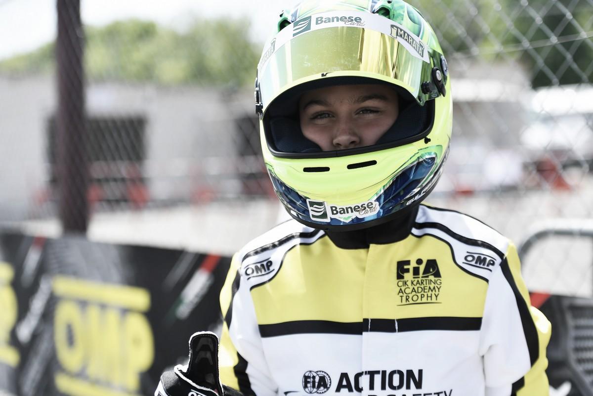 Gui Figueiredo destaca aprendizado no Troféu Academy da FIA na França