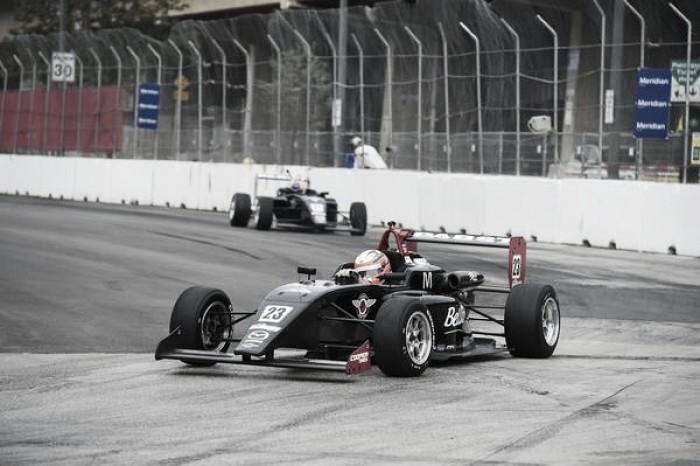 Lucas Kohl chega na quinta posição pelo USF2000 em Toronto