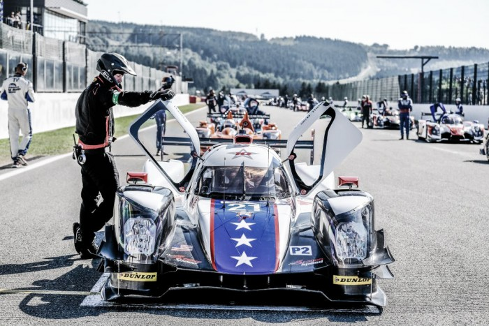 DragonSpeed vence as 4 horas de Spa-Francorchamps pela ELMS