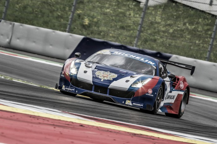 SMP Racing vence em Red Bull Ring pelo Michelin GT3 Le Mans Cup