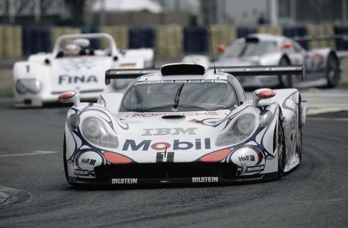 Mundial de Endurance pode adotar novo layout para a classe LMP1 a partir de 2020
