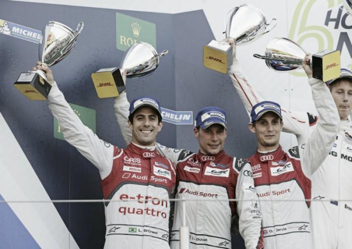 """Lucas di Grassi: """"Temos um carro bom para lutar por vitórias"""""""