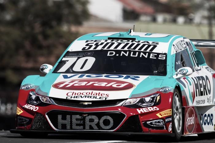 Em Londrina, Diego Nunes reage no campeonato e soma pontos importantes