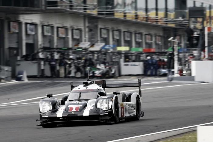 Porsche lidera segundo treino livre em Nurburgring pelo Mundial de Endurance