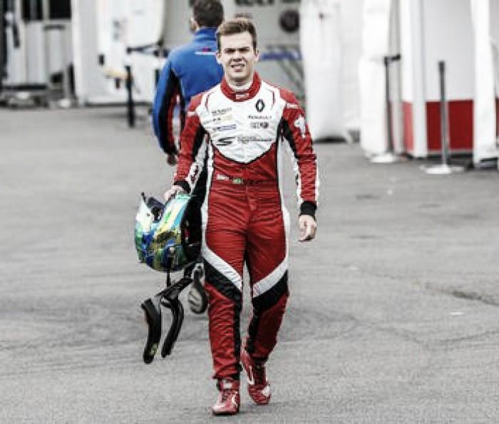 Bruno Baptista encara o circuito de Hungaroring pela Fórmula Renault 2.0