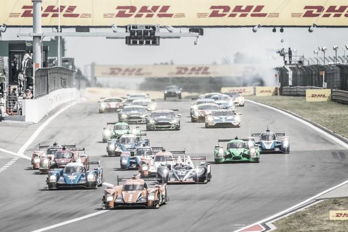 Um grid eclético para a classe LMP2 em 2017