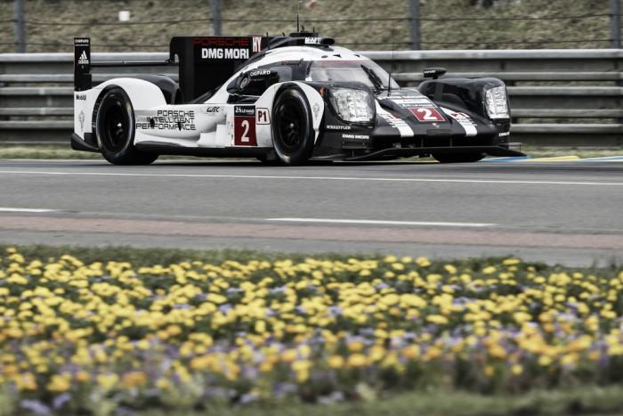 Em primeiro treino para Le Mans, Porsche marca os melhores tempos