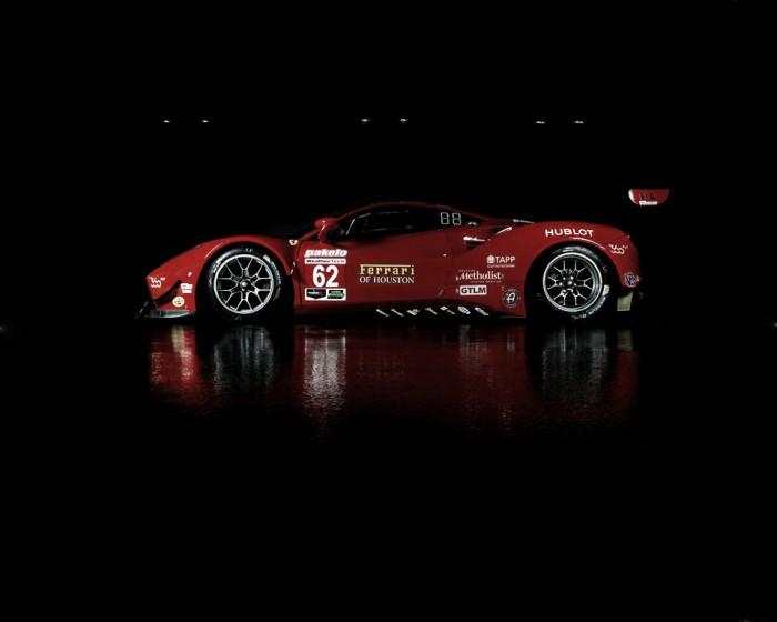 Toni Vilander e Giancarlo Fisichella, confirmados nas 24 Horas de Le Mans pela Rizi Competizione