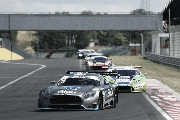 Marcelo Hahn e Alan Hellmeister conquistam mais um pódio em Hungaroring pelo GT Open