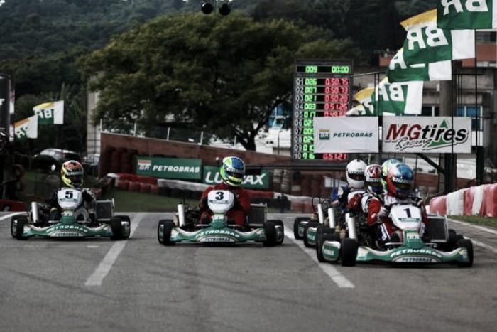 Minas Gerais recebe edição 2016 da Seletiva de Kart Petrobras