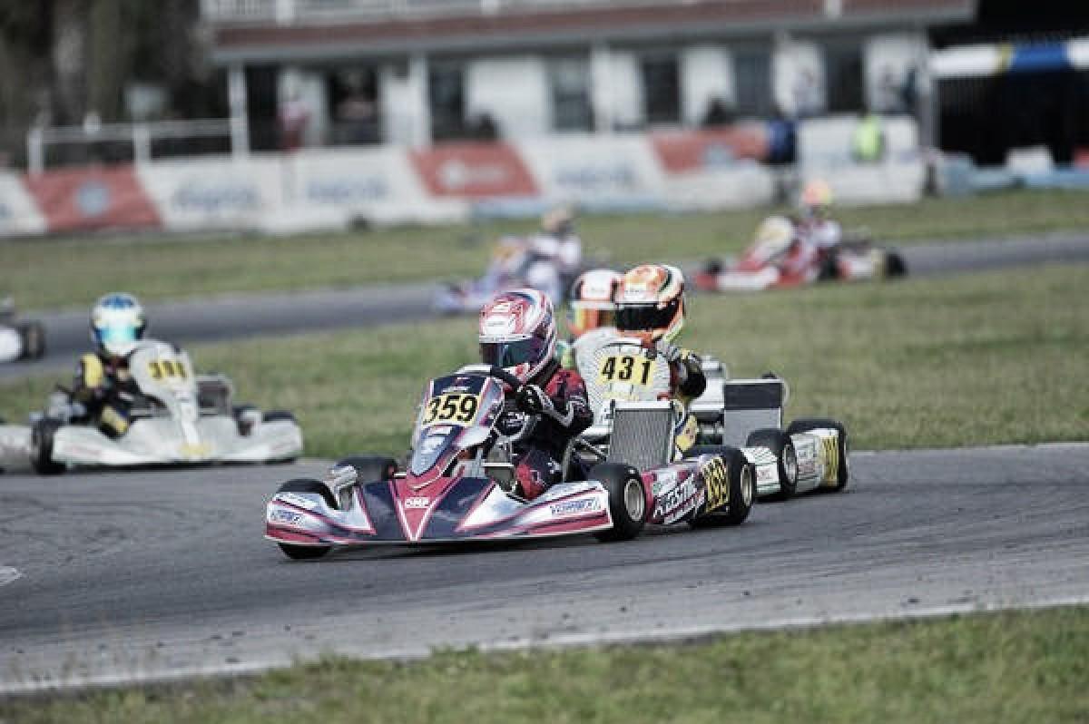 Rafael Câmara estreia no Campeonato Europeu CIK-FIA na Itália