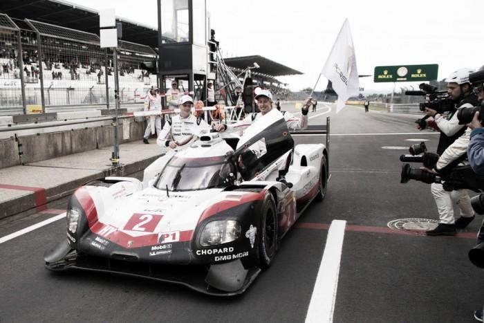 Porsche vence em Nurburgring, e conquista 15º vitória no Mundial de Endurance