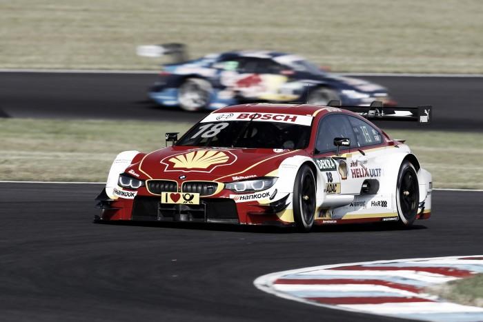 Augusto Farfus tem corrida difícil em Lausitzring pela DTM