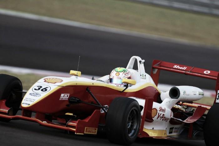 Thiago Vivacqua  estreia em Interlagos pela Fórmula 3 Brasil
