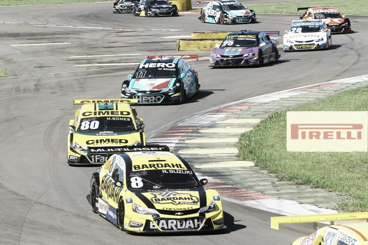 Rafael Suzuki conquista pontos importantes no Velopark