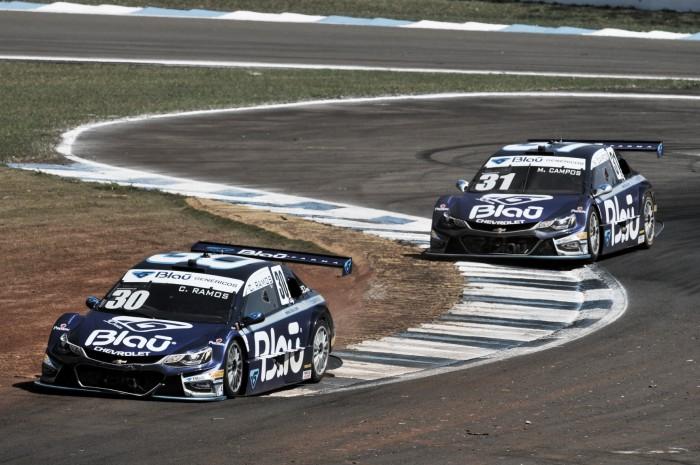 Acidentes atrapalham Blau Motorsport em Londrina