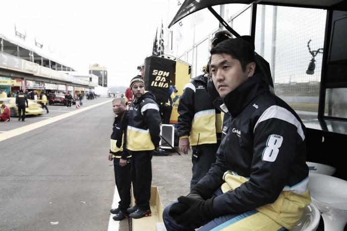 Sem reabastecer, Rafael Suzuki sobe na classificação em Santa Cruz do Sul