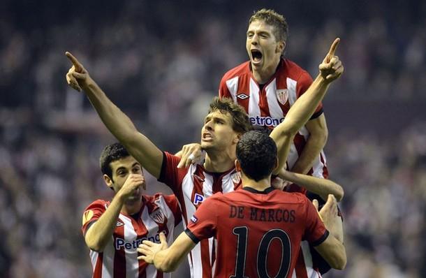 Bilbao sort logiquement United