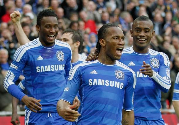 La CUP pour Chelsea