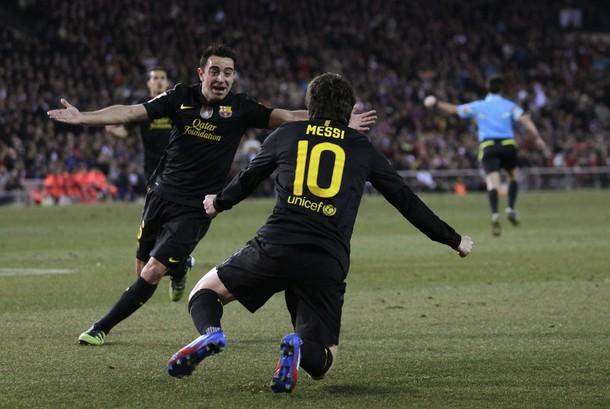 Le Barça fait chuter l'Atlético