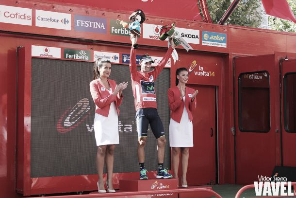 """Alejandro Valverde: """"Contador es más rival que Froome"""""""