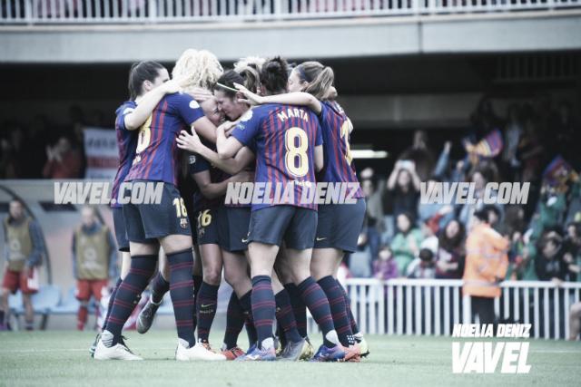 Análisis: El FC Barcelona Femenino hace historia en la Champions