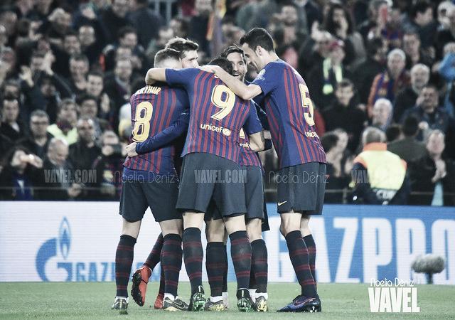 Análisis: Barça campeón de Liga ante el Levante