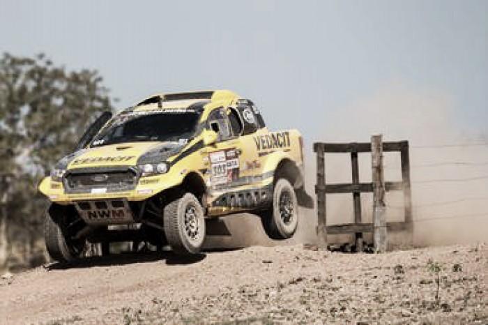 X Rally Team vence primeira especial do Rally dos Sertões