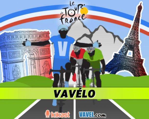 Radio : Deuxième de VaVélo, l'émission 100% Tour de France