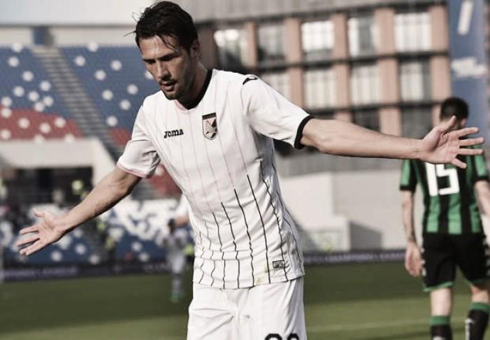 Botta e risposta fra Sassuolo e Palermo: è 2-2