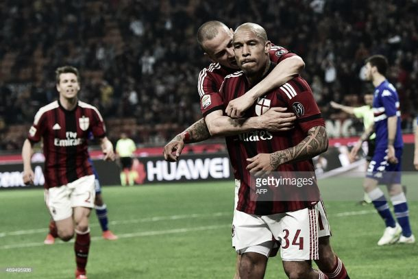 Il Milan resta al palo : De Jong risponde a Soriano, 1-1 a San Siro