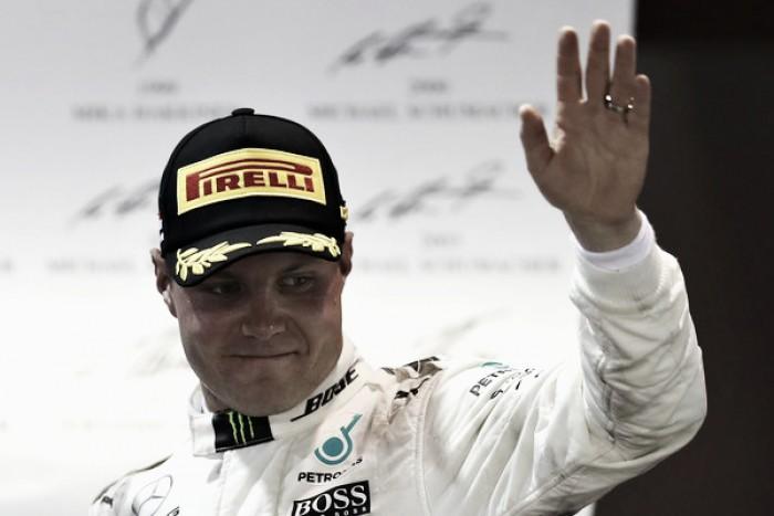 """Valtteri Bottas: """"Sebastian Vettel es mi siguiente objetivo"""""""