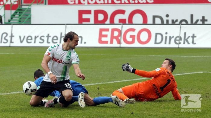 SpVgg Greuther Fürth 2-1 VfL Bochum: Sararer ends Shamrocks' losing run