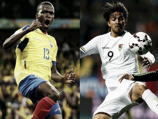 Il Gruppo A entra nel vivo: stasera Ecuador-Bolivia