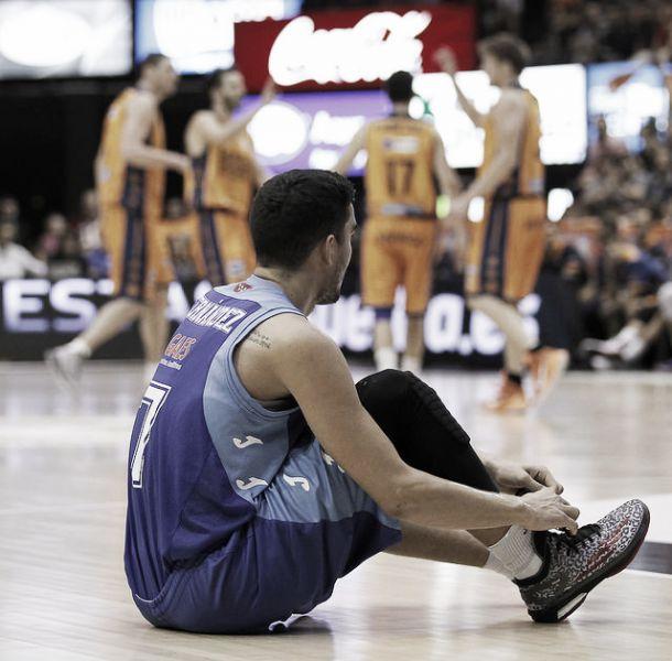 """Vidorreta: """"El Valencia Basket, justo vencedor"""""""