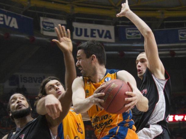 El Valencia Basket se estrena cómodamente en Eurocup