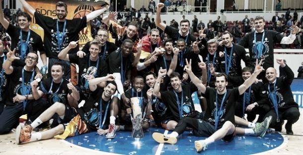 Valencia Basket toca el cielo