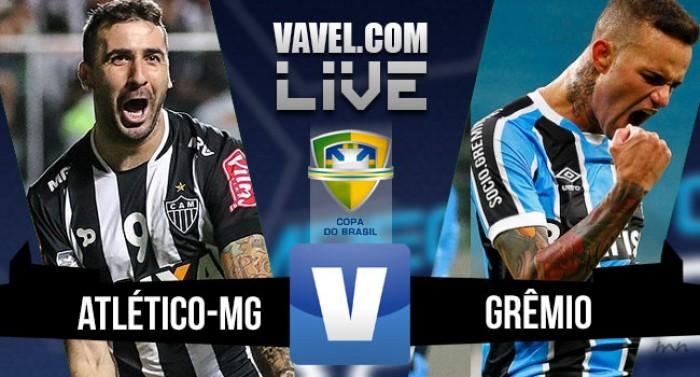 Resultado Atlético-MG x Grêmio pela final da Copa do Brasil 2016 (1-3)
