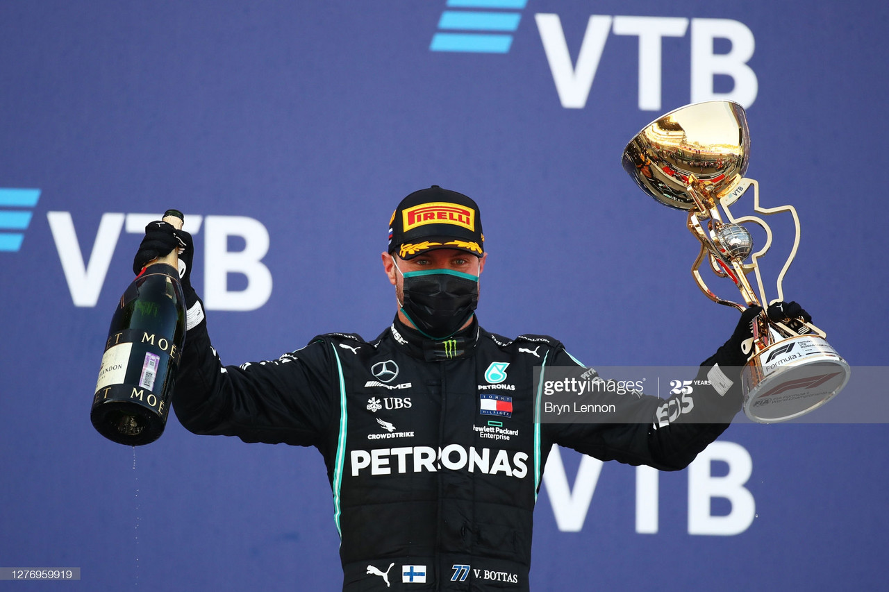Russian GP Report - Bottas takes win in Russian sun