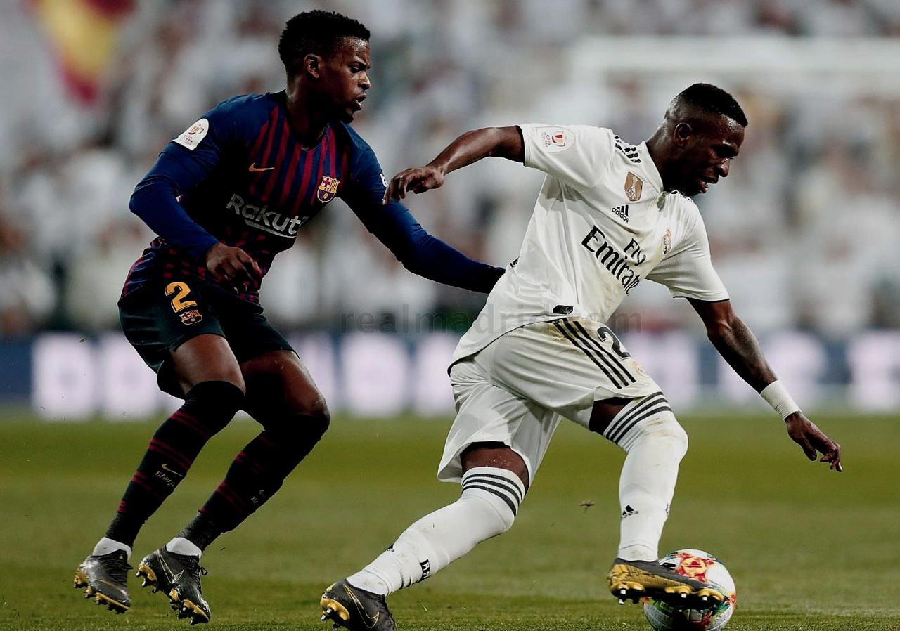 Puntuaciones del Real Madrid en clásico de Copa