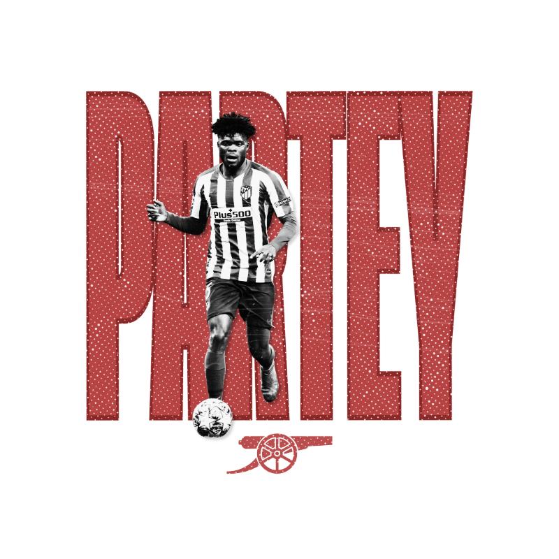 Thomas Partey, un adiós inesperado
