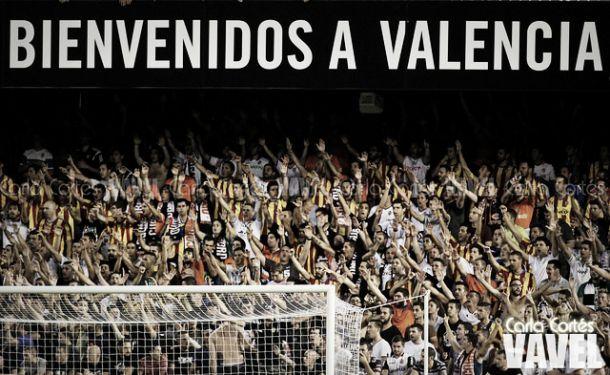 Cara a cara: ¿acabará el Valencia CF en puestos Champions?
