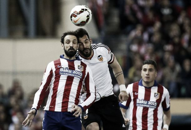 «Partidazo» em Espanha: Atlético e Valência dividem pontos